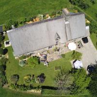 photo aérienne par drone